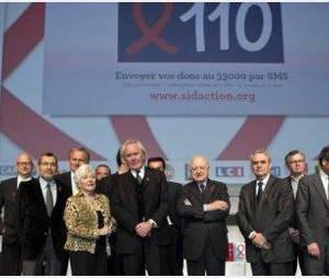 Sidaction 2012 : « Sur la bonne voie pour parvenir à vivre dans un monde sans sida »