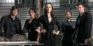 Bones : une saison 8 pour Booth et Brennan