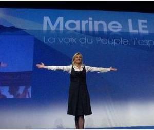 Clash Marine Le Pen et Anne-Sophie Lapix dans Dimanche + - Vidéo