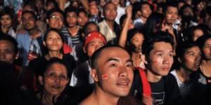 Birmanie : le parti d'Aung San Suu Kyi annonce un raz de marée électoral