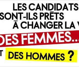 Présidentielle 2012 : les candidats face aux femmes à Sciences Po