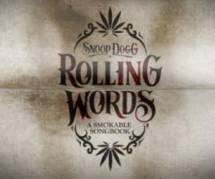 Snoop Dogg : Rolling Words, le livre qui se fume