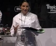Elena  Arzak : meilleure femme Chef du monde