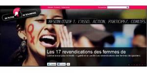 « Ni Putes Ni Soumises » interpelle les candidats à l'Élysée