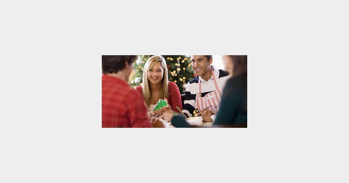 Noël avec les adolescents