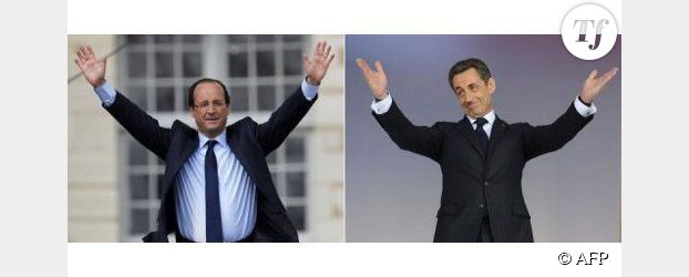 Hollande/Sarkozy : duel de meetings parisiens à 7 jours du premier tour