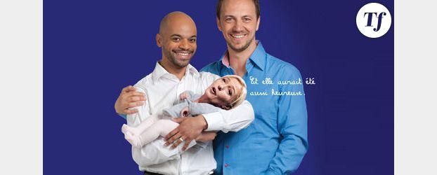 Présidentielle 2012 : la campagne choc de SOS homophobie