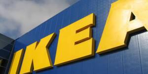 Ikea lance le premier meuble de salon avec télévision intégrée
