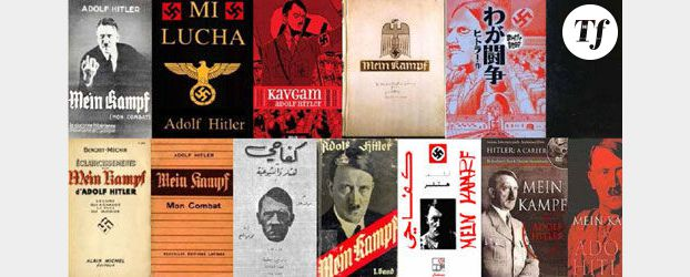 « Mein Kampf » publié en Allemagne en 2015