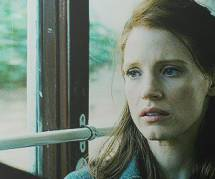Jessica Chastain dans Iron Man 3