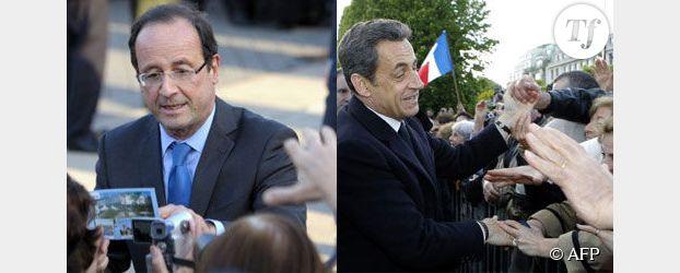 L'affrontement indirect entre Hollande et Sarkozy sur DPDA