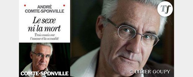 André Comte-Sponville : « L'homme est un animal érotique »