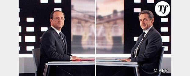 Débat Hollande/Sarkozy : retour sur une passe d'armes musclée