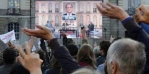 François Hollande élu président