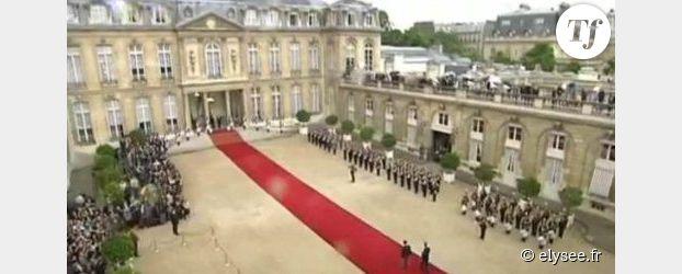 8 mai et 15 mai : la passation de pouvoir entre Hollande et Sarkozy