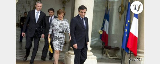 François Fillon remet la démission de son gouvernement