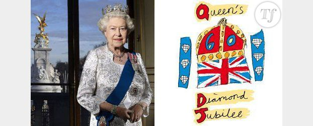 Elizabeth II au « Diamond Jubilee Pageant » !