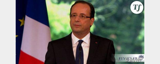 Retour sur l'investiture de François Hollande