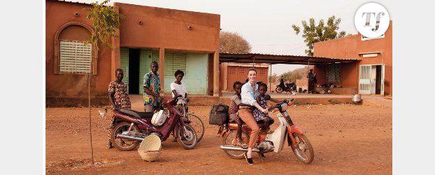 L'association « Les enfants de Bam » présente les photographies d'A.-C. Marcadé