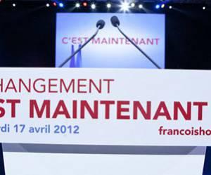 François Hollande : dans les coulisses de sa campagne 2012