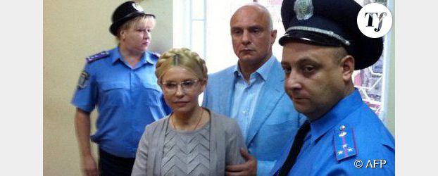 Ukraine : Ioulia Timochenko refuse de se soigner pendant 24 heures