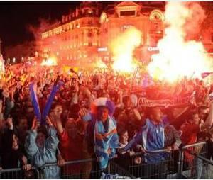 Ligue 1 : Montpellier est champion de France de football