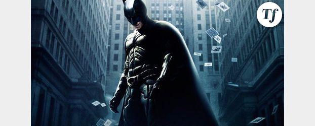 « The Dark Knight Rises » : nouvelle affiche  pour Batman
