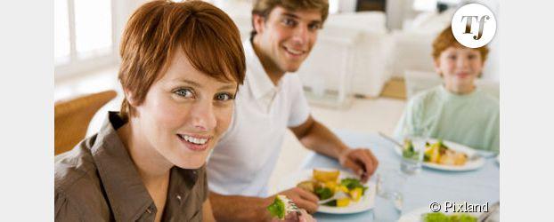Les repas de famille plébiscités par les jeunes