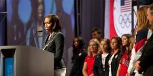 Michelle Obama lance un concours de recettes pour enfants