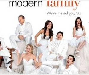 Diffusion de Modern Family sur M6
