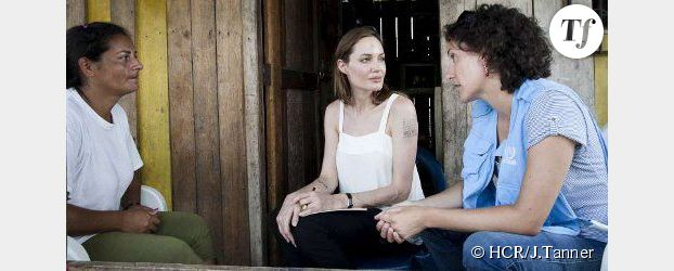 Abus sexuels : Angelina Jolie engagée dans une campagne britannique