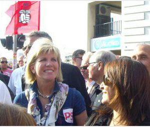 Législatives : Sylvie Andrieux perd l'investiture PS dans les Bouches-du-Rhône