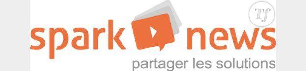 Sparknews : un nouveau site spécial bonnes idées