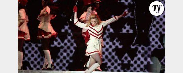 Madonna : Hitler et Marine le Pen invités de son concert - Vidéo