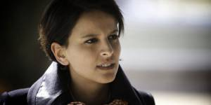 Audrey Pulvar :  c'est aux médias de choisir, selon Najat Vallaud-Belkacem
