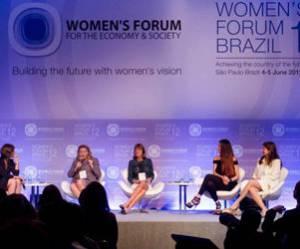 Women's Forum 2012, Sao Paulo : le Davos des femmes s'exporte au Brésil
