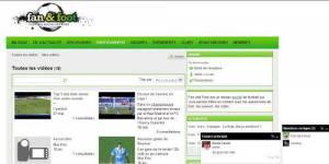 Euro 2012 : fanandfoot.com, un nouveau réseau social pour parler foot