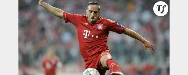 Euro 2012 : Ribery n'aime pas l'humour de Platini