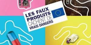 Journée mondiale de lutte contre la contrefaçon : facture salée pour la France