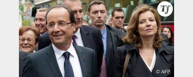 Valérie Trierweiler soutient Olivier Falorni contre Ségolène Royal sur Twitter