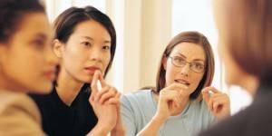 Parler anglais au travail : une des causes du stress des salariés