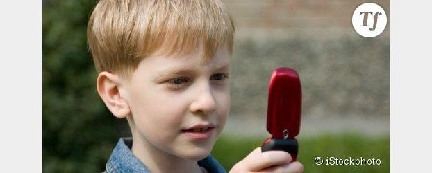 L'âge moyen d'acquisition du premier portable estimé à 11 ans