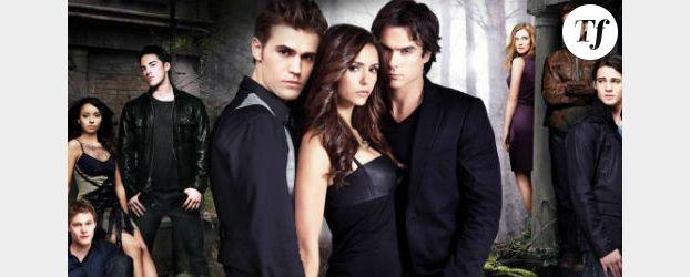 Vampire Diaries saison 4 : Nina Dobrev et le côté sombre d'Elena