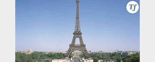 La Tour Eiffel présente sur les réseaux sociaux