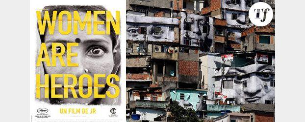 Film « Women are heroes », de JR : destins de femmes du monde entier