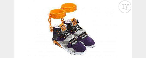 Adidas : les baskets à chaînes ne seront pas mises sur le marché
