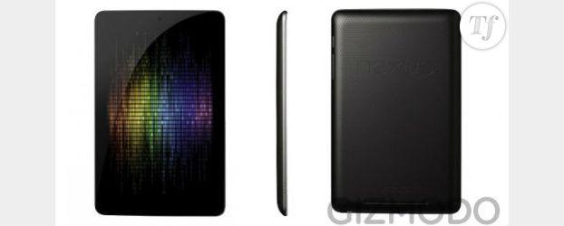 Nexus 7 Photos De La Tablette De Google Terrafemina