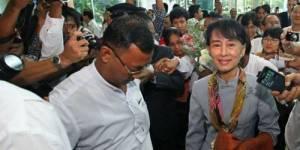 Le Women's Forum reçoit Aung San Suu Kyi en privé