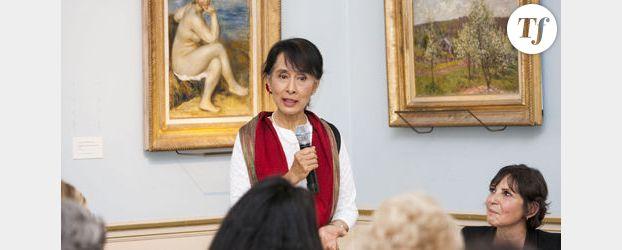 Aung San Suu Kyi : « je n'ai pas fait de sacrifices, j'ai fait des choix »
