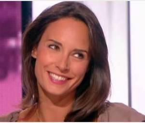 Julia Vignali animatrice des Maternelles sur France 5